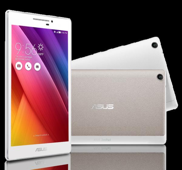 ASUS представила 4G-планшет ZenPad 7.0 (Z370KL)