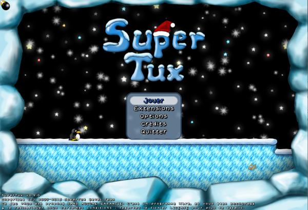 SuperTux для Linux обновился — впервые за 10 лет