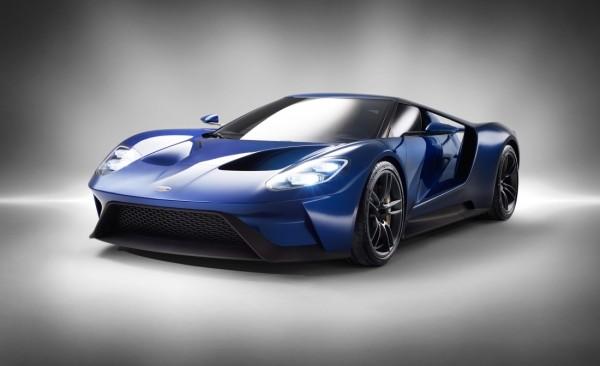 Из Gorilla Glass сделают ветровое стекло Ford GT