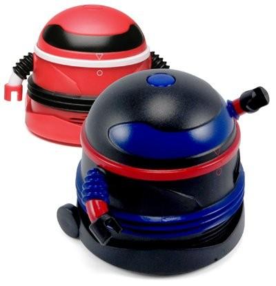 Настольный робот-пылесос