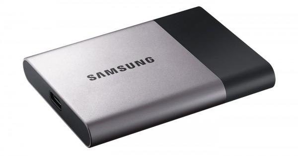 Samsung T3 — внешний накопитель с разъемом USB Type-C
