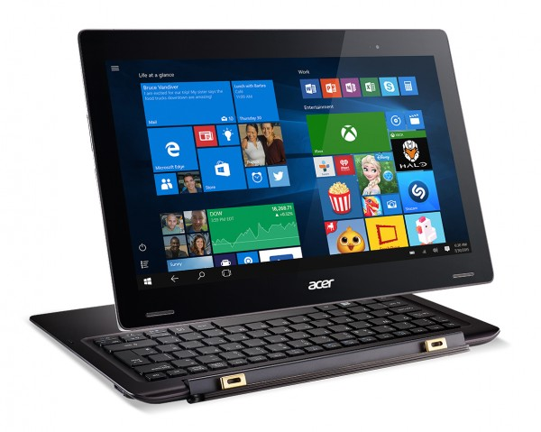 Acer Aspire Switch 12 S: дорогая «таблетка» с 4K-экраном