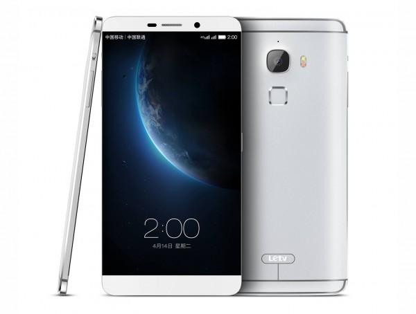 LeTV Le Max Pro — смартфон с процессором Snapdragon 820 и ультразвуковым сканером отпечатков
