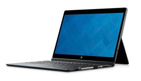 Dell Latitude 12 7000 — трансформируемый планшет с экраном 4K