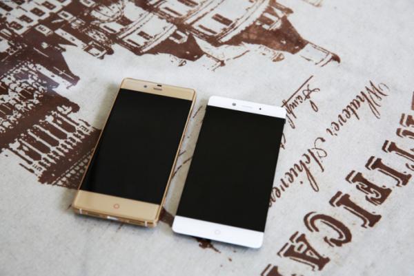 ZTE представит два смартфона на Snapdragon 820