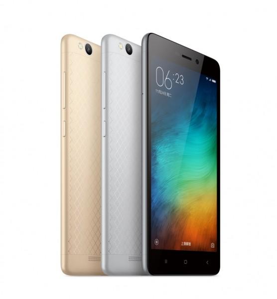 Xiaomi Redmi 3: металлический смартфон за 5