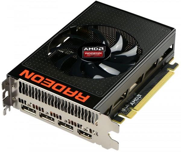 Ускоритель графики AMD Radeon R9 Nano стал дешевле на 0