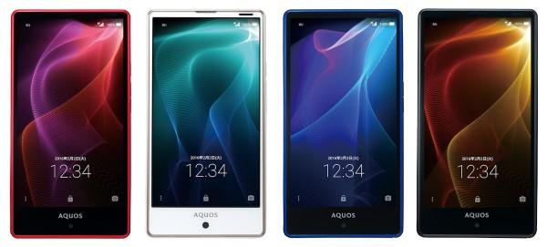 Aquos Serie Mini SHV33: 4,7-дюймовый смартфон от Sharp