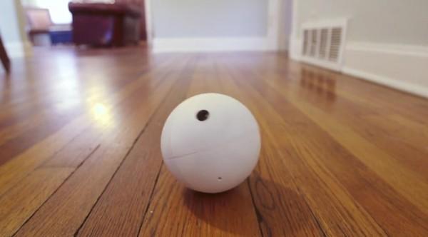 Видеокамера SensorSphere – попробуй догони