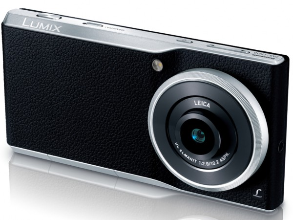 Panasonic показала Lumix DMC-CM10 — гибрид умного телефона и камеры