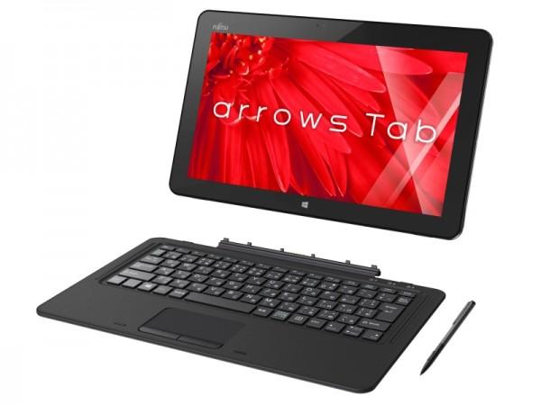 Fujitsu Arrows Tab RH77/X — еще один конкурент Microsoft Surface Pro 4
