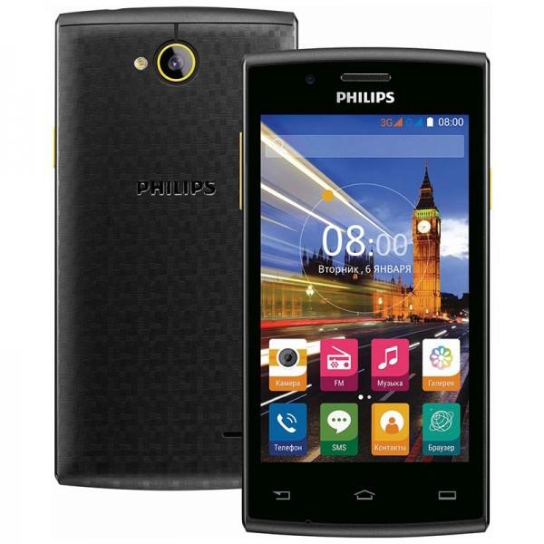 Philips s307 — смартфон со встроенным трояном