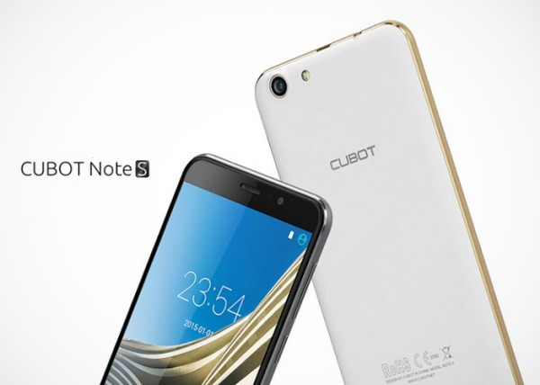 Cubot Note S � ��������� ������� �� �������� �������� � ����� �������������