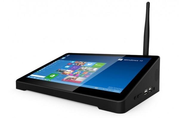 Pipo X9S — гибрид планшета и мини-ПК