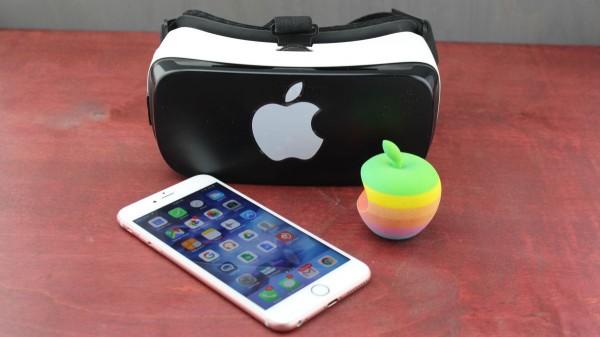Виртуальная реальность от Apple?