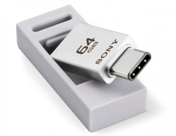 Sony USM-CA1: флеш-брелоки с разъемом USB Type-C