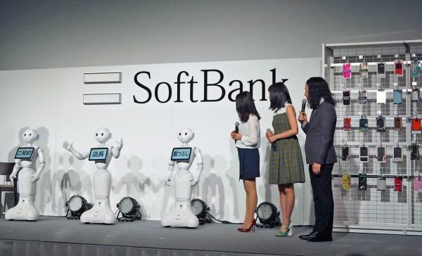 Сотовые телефоны в Японии будут продавать роботы