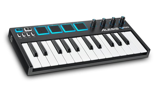 Alesis V Mini: компактный MIDI-контроллер