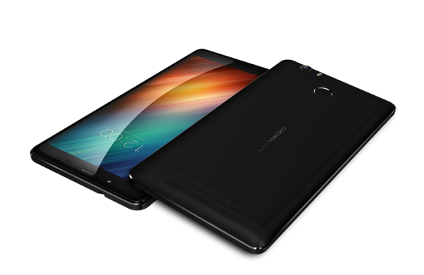 Leagoo Shark 1 — смартфон с батареей на 6300 мАч