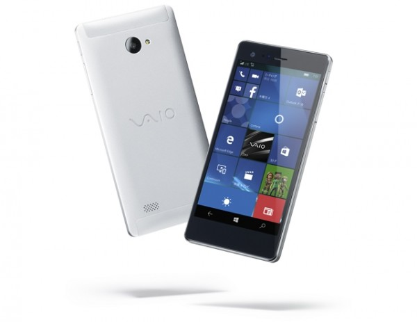 VAIO Phone Biz � ������������� �������� ��� ����������� Windows 10 Mobile