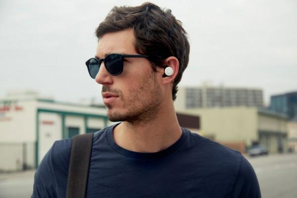 С Here earbuds можно управлять звуками вокруг