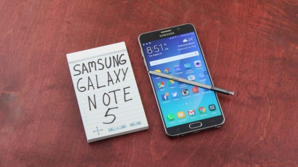 ����������� � ����� �����? �������� Samsung Galaxy Note 5 ���������!