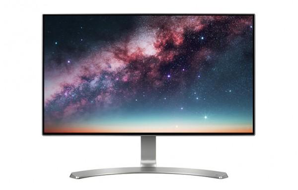 LG собирается выпустить монитор с 2,5-миллиметровыми рамками