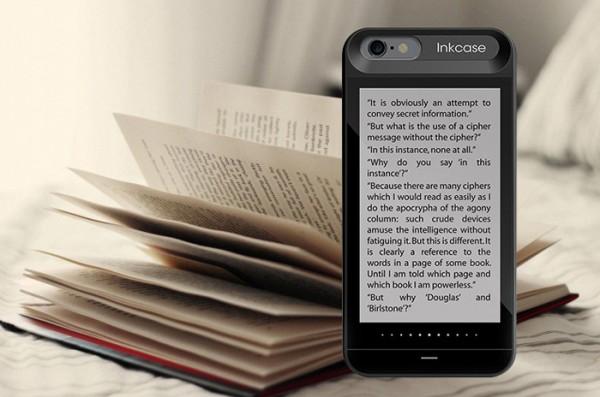 Превращаем iPhone в YotaPhone — с помощью OAXIS InkCase i6