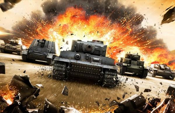 За 5 дней World of Tanks привлекла миллион пользователей PlayStation 4