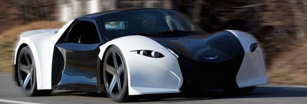 Dubuc Tomahawk — новый электрический суперкар