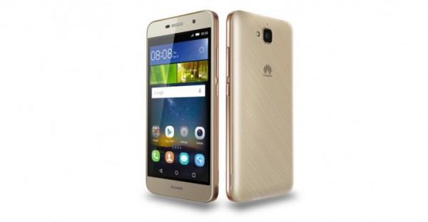 Huawei превратила Enjoy 5 в Y6 Pro