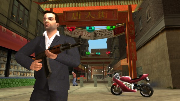 Liberty City Stories: ��� ���� GTA �� Android