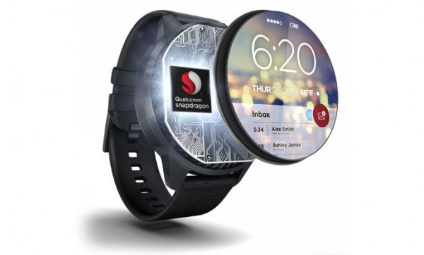 Snapdragon Wear 2100 � ���, ��������� ��� ������� ���������
