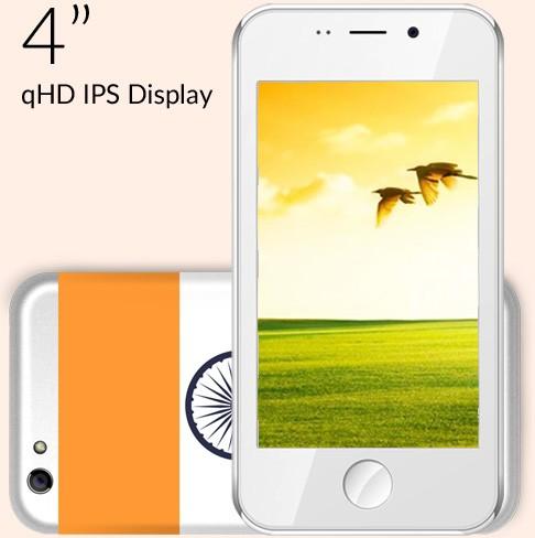 Freedom 251 — смартфон за 4 доллара