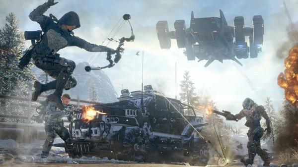 Мультиплеер Call of Duty: Black Ops 3 можно купить отдельно