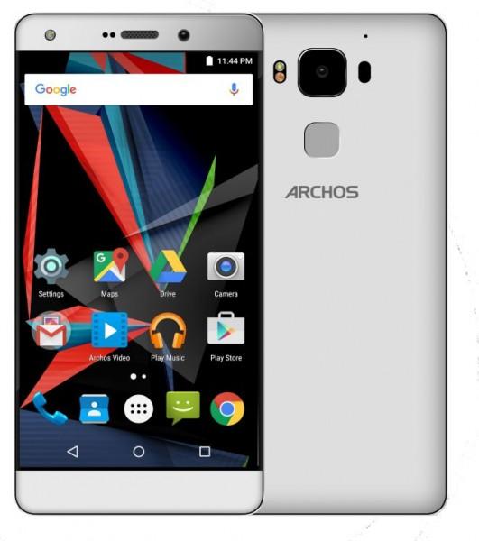 Archos анонсировала Diamond 2 Plus — смартфон с 4 ГБ ОЗУ