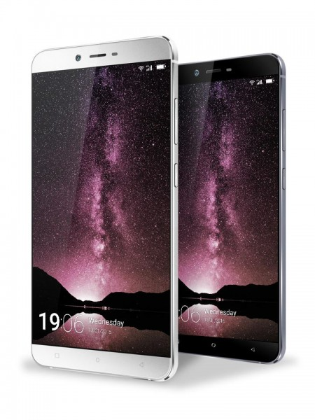 WePlus — смартфон с тонкими рамками от Weimei и Gionee