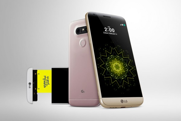 LG G5 — модульный флагман