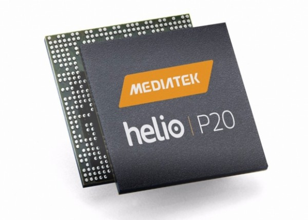 MediaTek Helio P20 — мощный процессор для мобильных устройств