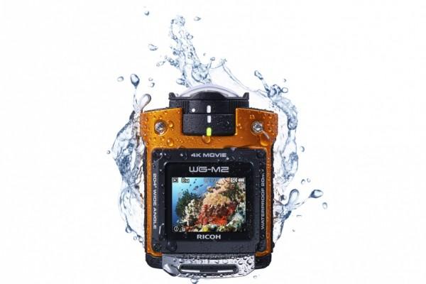 Ricoh WG-M2: защищенная камера для поклонников активного отдыха