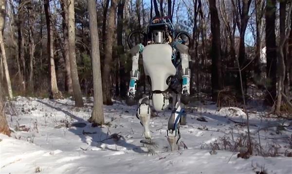 Робот Atlas стал более самостоятельным