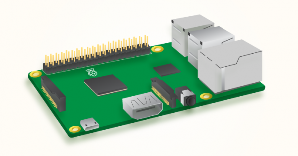 Raspberry Pi 3 � ����������� 64-������ ��������� � Bluetooth � Wi-Fi
