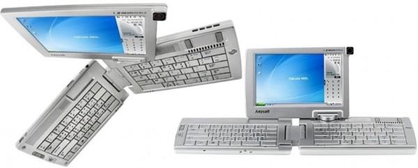 Samsung SPH-P9000: необычная новинка