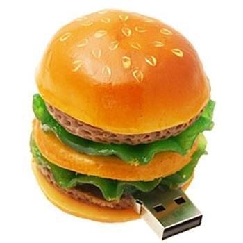 USB-флешка для любителей фаст-фуда