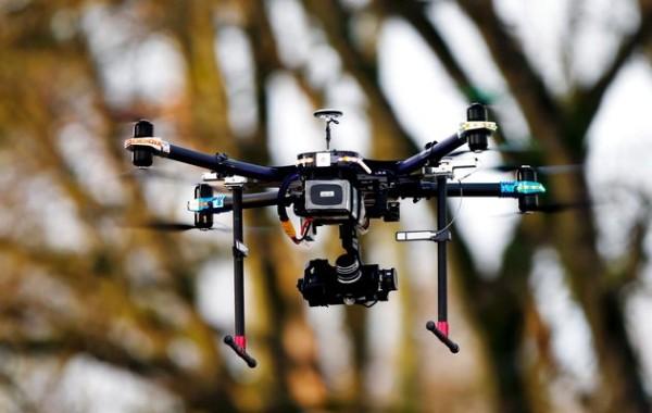 На днях стартует первый чемпионат мира по гонкам на дронах