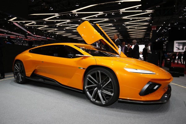 Italdesign GTZero — еще один суперкар с электрическим приводом