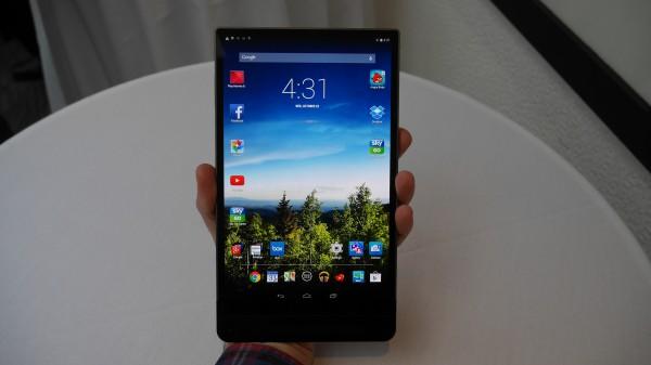 Стильный планшет Dell Venue 8 7000 стал в 2 раза дешевле
