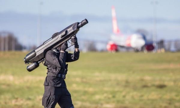 SkyWall 100 — средство для борьбы с дронами-нарушителями
