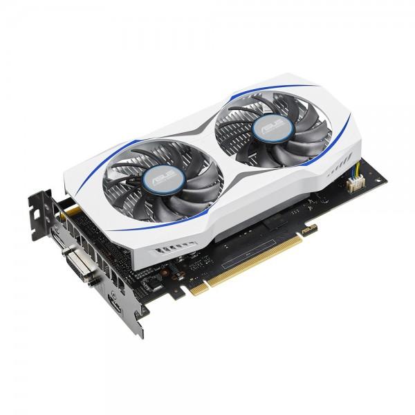 GeForce GTX 950 2G от ASUS обходится без дополнительного питания
