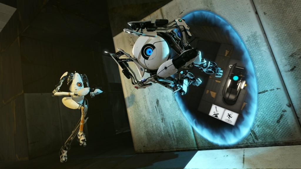 Владельцы HTC Vive смогут поиграть враннюю версию новоиспеченной псевдо-Portal